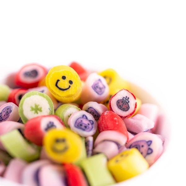 Kamellebuedchen Shop Handgemachte Bonbons Bonbons Mixsorten Gluecksbringer Bulkware NEU