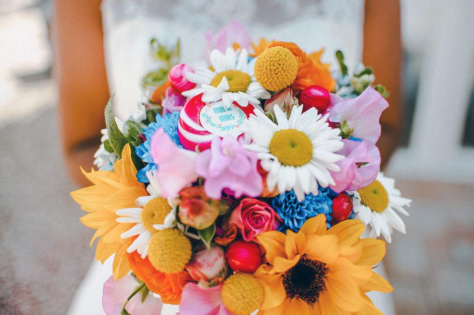 Kamellebuedchen Shop Hochzeit Hochzeitslutscher Brautstrauß neu