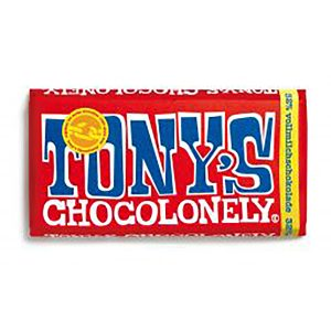 Tony's Chocolonely Schokolade: Vollmilch