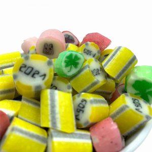 Kamellebuedchen Shop Handgemachte Bonbons Bonbons Mixsorten frohes neues jahr Bulk