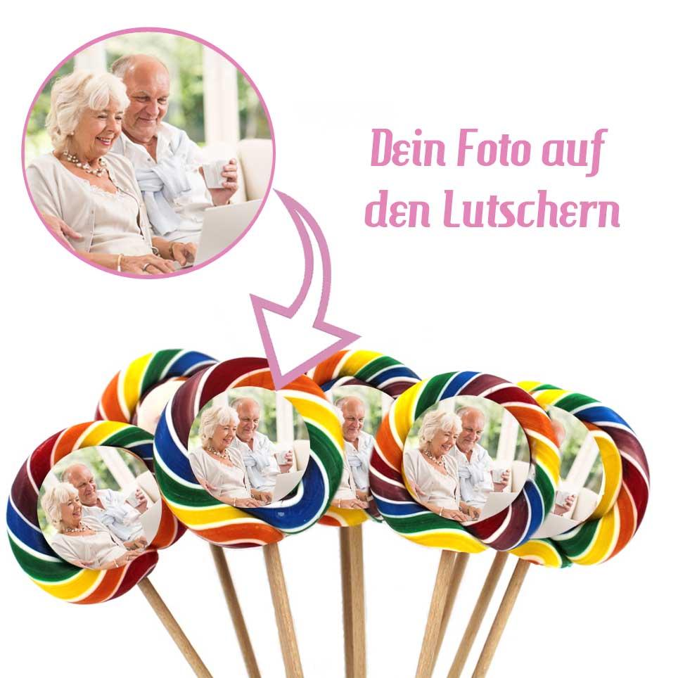 Kamellebuedchen Shop Handgemachte Lutscher Fotolutscher TuttiFrutti Maxi