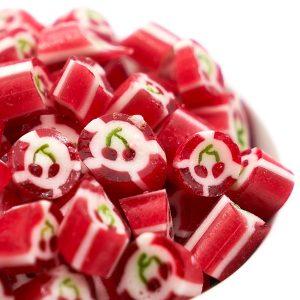 Kamellebuedchen Shop Handgemacht Bonbons Bonbons Einzelsorten Kirsche Bulk