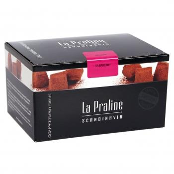 Kamellebuedchen Shop Lakritz Fudge Schokolade La Praline Schokotrüffel Himbeere geschlossen