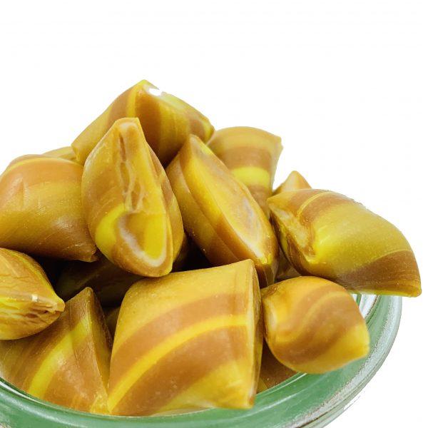 Kamellebuedchen Shop Handgemachte Bonbons Bonbon Einzelsorten Ingwer Honig Bulk