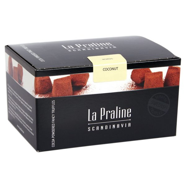 Kamellebuedchen Shop Lakritz Fudge Schokolade LaPraline Schokotrüffel Kokos geschlossen
