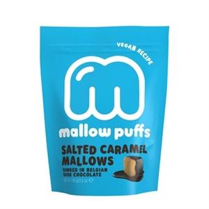 Kamellebuedchen Shop Marshmallow Mallowpuffs Salted Caramel Marsmallows Tüte Neu