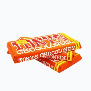 3er Set Tony's Chocolonely: Vollmilch Karamell-Meersalz