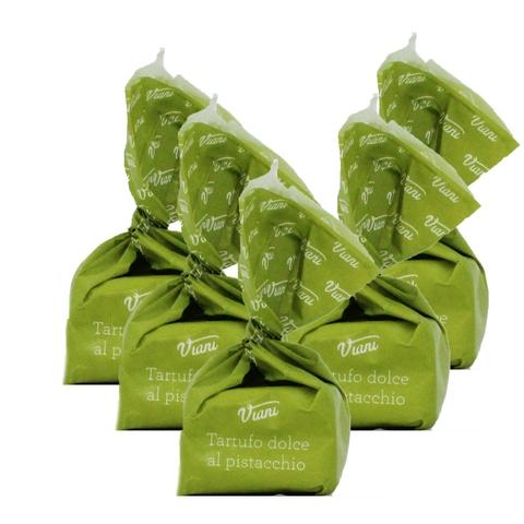 Kamellebuedchen Shop Lakritz Fudge Schokolade Tartufo pistazie