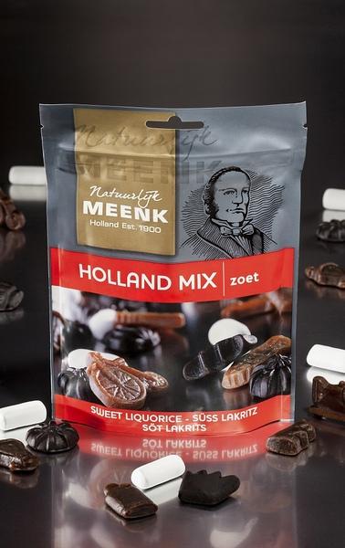 Kamellebuedchen Shop Lakritz Meenk Holland Mix süß Tüte Szene