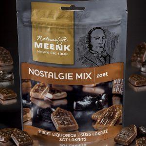 "Meenk Süßes Lakritz ""Nostalgie Mix"""