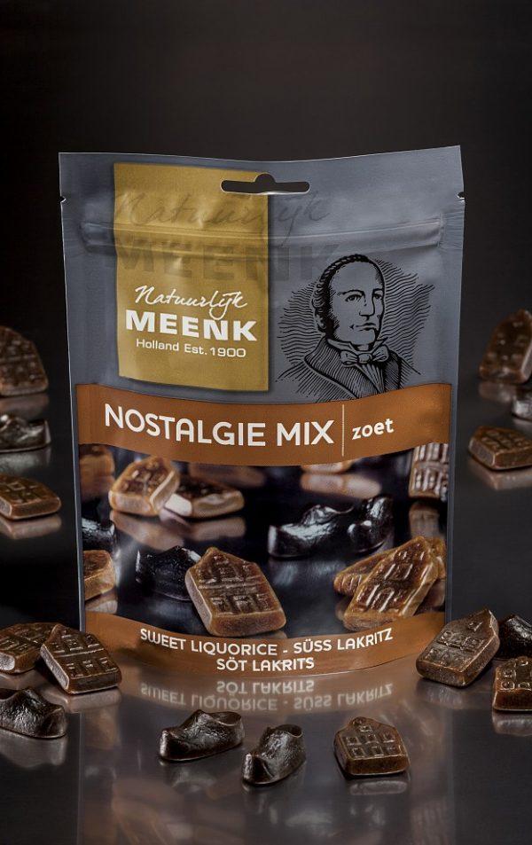 Kamellebuedchen Shop Lakritz Meenk Nostalgie Mix süß Tüte Szene