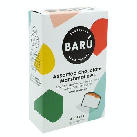 Baru Marshmallows Assorted Flavours