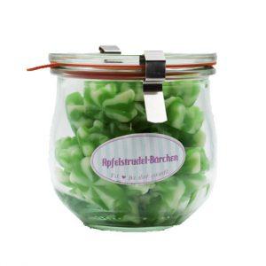 Weingummi-Bärchen: Apfelstrudel