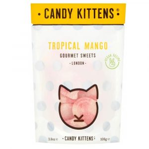 Candy Kittens Weingummi: Tropical Mango