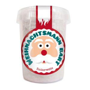 Kamellebuedchen Shop Weihnachten Weihnachtsmannbart Zuckerwatte