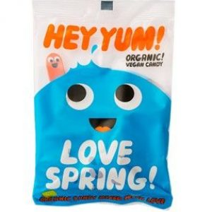 Hey Yum! Love Spring Weingummi (Vegan)