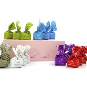 Mini-Box: Tartufo-Auswahl