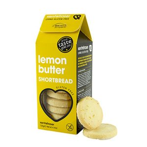 Kamellebuedchen Shop Gebäck Kent and Fraser Lemon Butter Shortbread