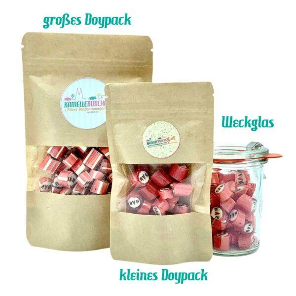 Kamellebuedchen Shop Handgemachte Bonbons Personalisierte Bonbons Verpackungsoptionen Hochzeitsbonbons