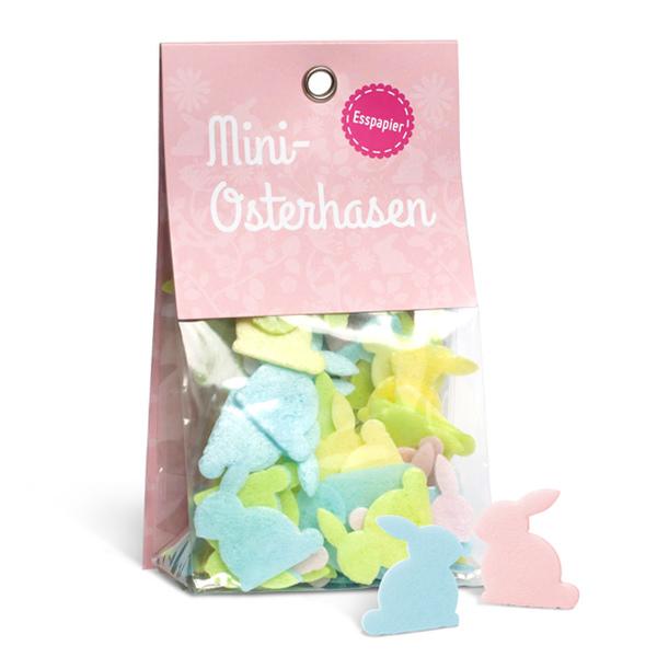 Kamellebuedchen Shop Marshmallow Liebeskummerpillen Mini Osterhasen Esspaper