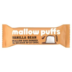 Mallow Puffs Riegel: Vanilla Bean