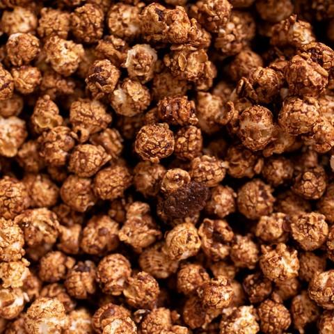 Kamellebuedchen Shop Popcorn Knalle Kaffee Keks einzeln