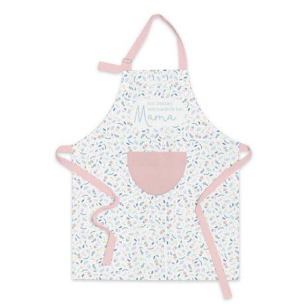 Kamellebuedchen Shop Textiles Grafik Werkstatt Kochschürze Mama Lose