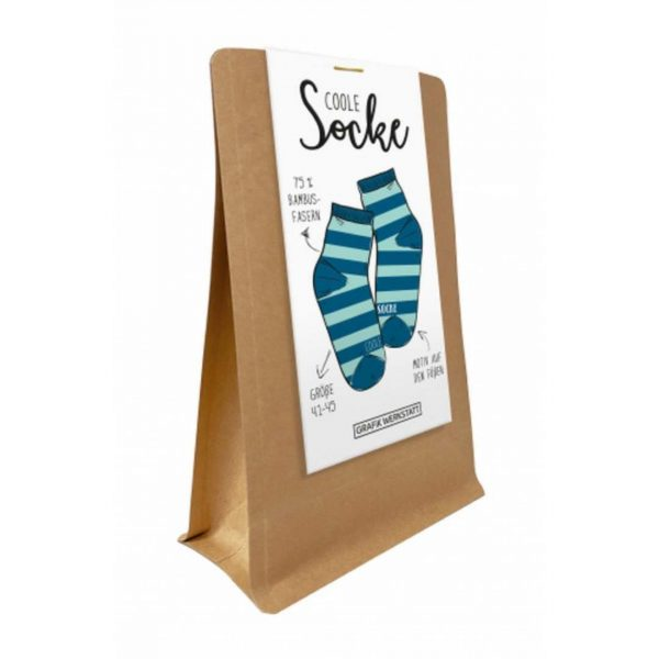 Kamellebuedchen Shop Textiles Grafik Werkstatt Socken Coole Socke Herren