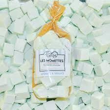 Kamellebuedchen Shop Marshmallow Les Momettes Marshmallows Limette Szene