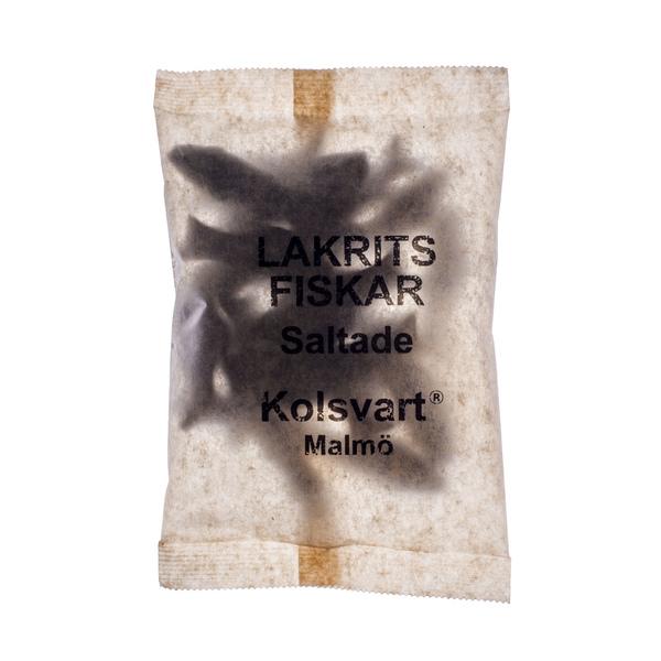 Kamellebuedchen Shop Lakritz Kolsvart Salzlakritzfische