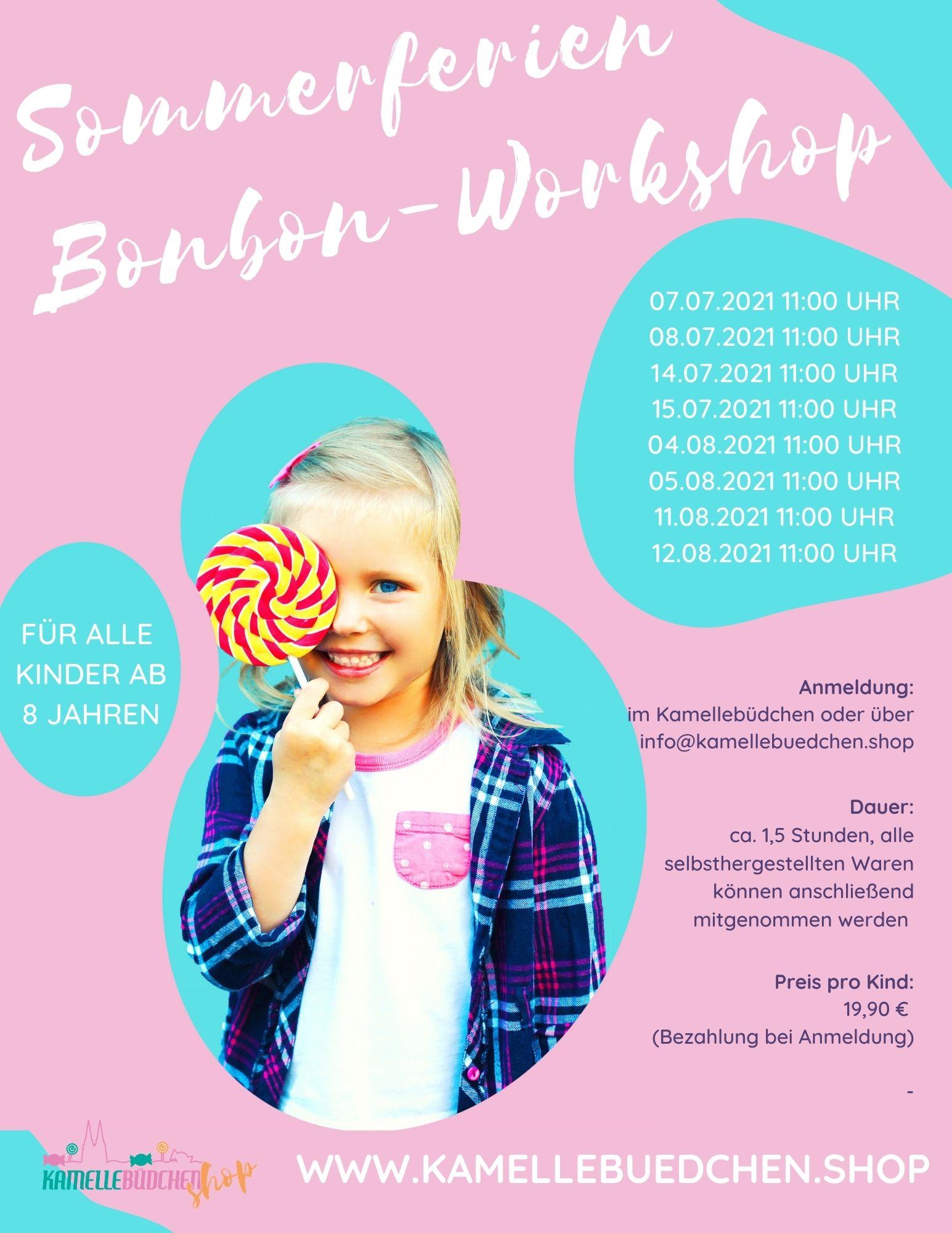 Sommerferien Workshop