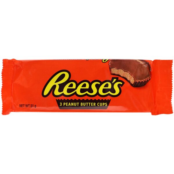 Kamellebuedchen Shop American sweets Reese's Peanut Butter Cups XL