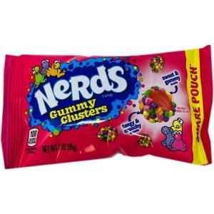 Kamellebuedchen-Shop-American-sweets-Wonka-Nerds-Gummy-Clusters-Tüte