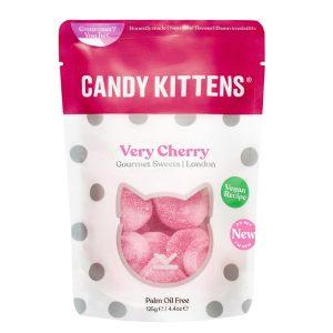 Kamellebuedchen-Shop-Weingummi-SüßesWeingummi-Candy Kittens-VeryCherry-Tüte