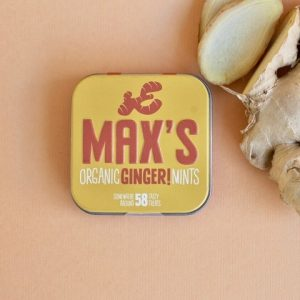 Max's Mints Ginger XL