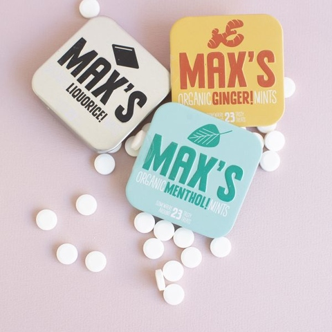 Max Mint´s Ginger