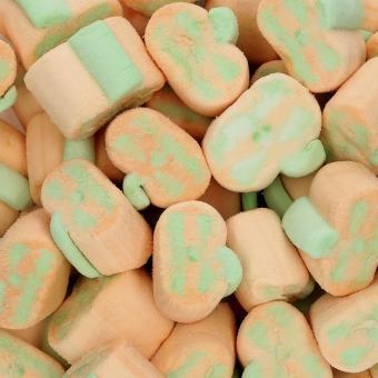 Kamellebuedchen Shop Marshmallows Mellow Mellow Marshmallow Kürbisse Bulkware
