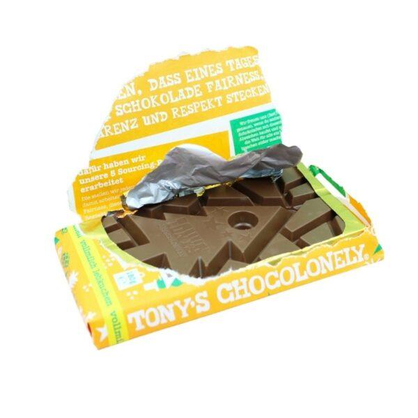 Kamellebuedchen Shop Schokolade Tonys Chocolonley Lebkuchen offen