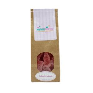 Fruchtgummi: Holunderschorle-Fläschchen