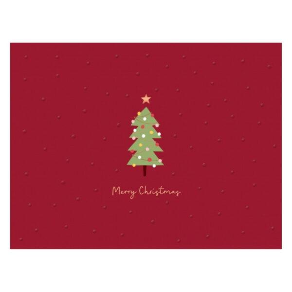 Kamellebuedchen Shop Grußkarten Weihnachten Klappkarte Merry Christmas Neu