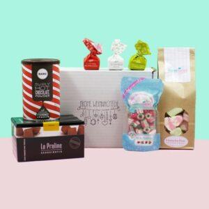 Süße Weihnachtsbox Premium